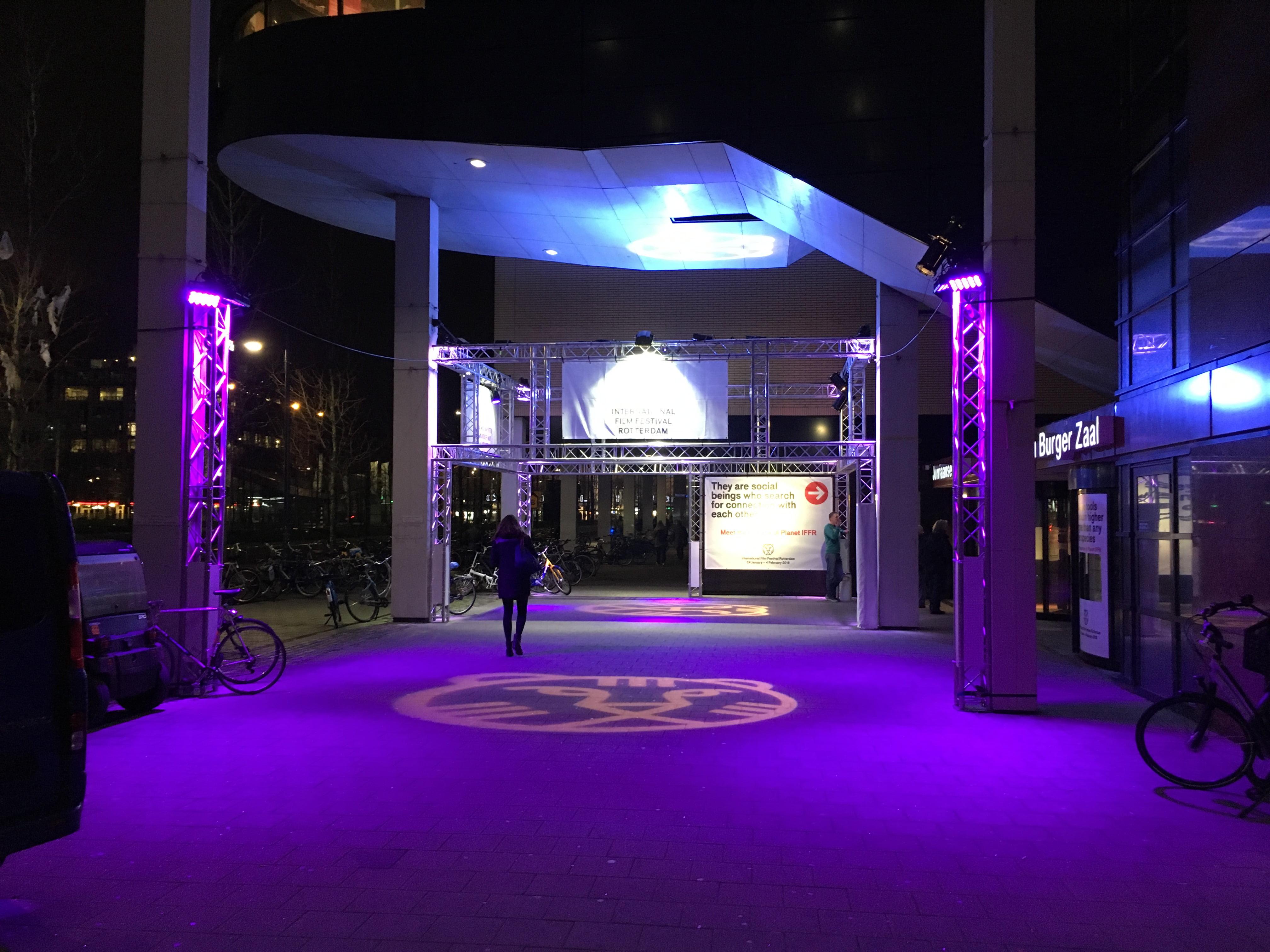De Doelen International Film Festival Rotterdam Nederland