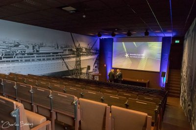 Innovation Expo Onderzeebootloods RDM events Auditorium