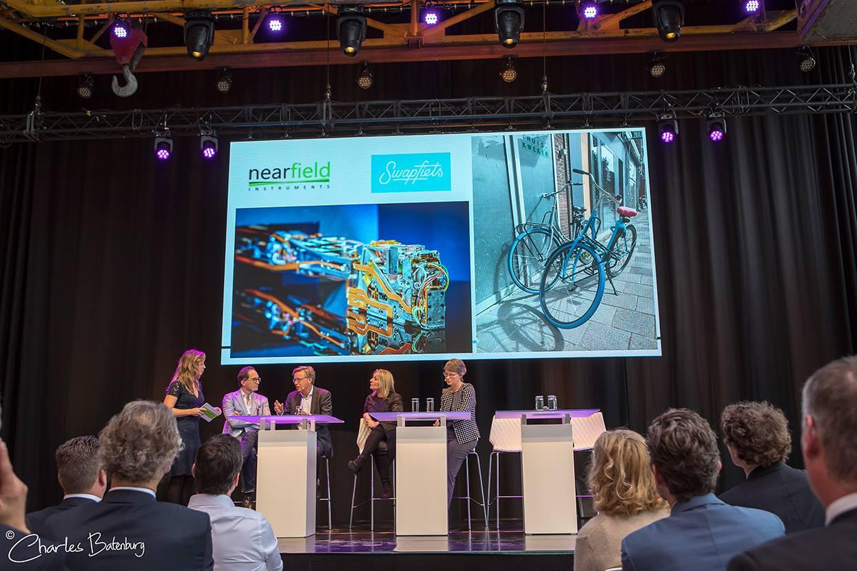 Innovation Expo Onderzeebootloods