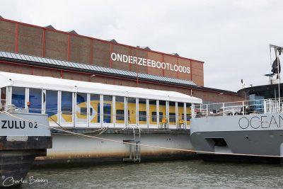 Innovation Expo Onderzeebootloods RDM terrein Heijplaat