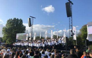 Kinderherdenking Madurodam
