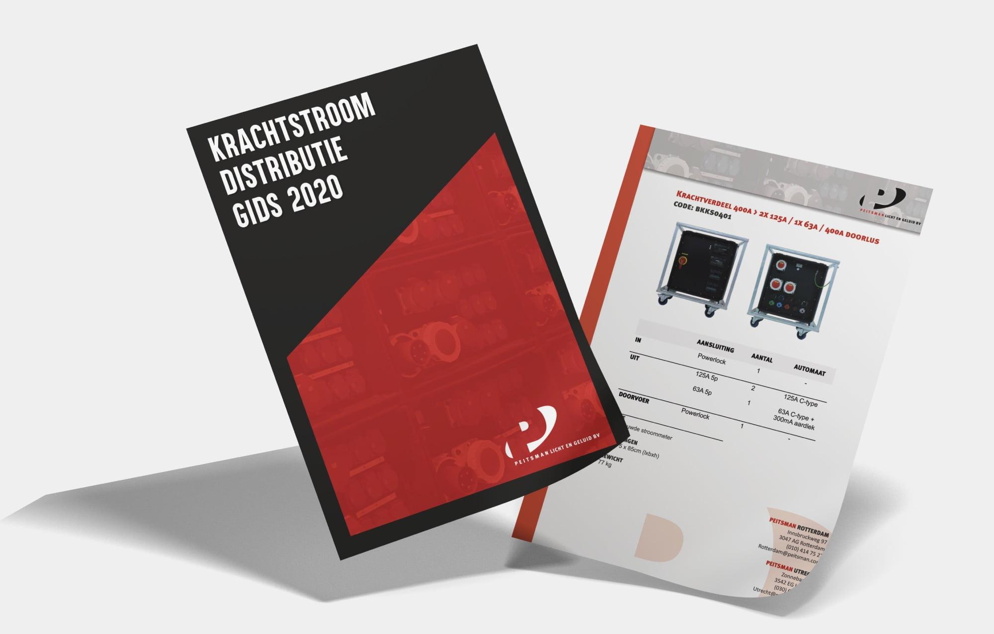 Krachtstroom Distributie Gids 2020