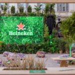 Heineken Greener Bar Milaan
